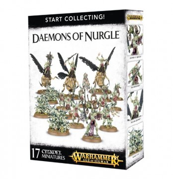 Start Collecting! Daemons of Nurgle (Warhammer: Age of Sigmar)