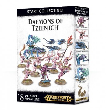 Start Collecting! Daemons of Tzeentch (Warhammer: Age of Sigmar)