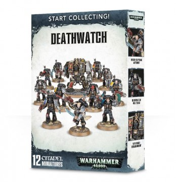Start Collecting! Deathwatch (Warhammer 40,000)