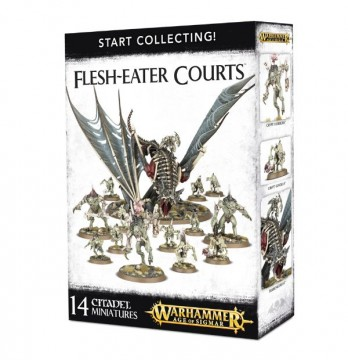 Start Collecting! Flesh-eater Courts (Warhammer: Age of Sigmar)