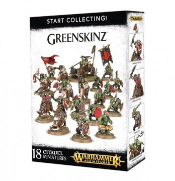 Start Collecting! Greenskinz (Warhammer: Age of Sigmar)