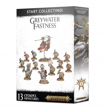 Start Collecting! Greywater Fastness (Warhammer: Age of Sigmar)