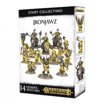 Start Collecting! Ironjawz  (Warhammer: Age of Sigmar)