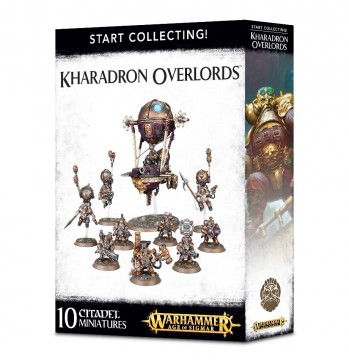 Start Collecting! Kharadron Overlords (Warhammer: Age of Sigmar)