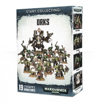 Start Collecting! Orks (Warhammer 40,000)