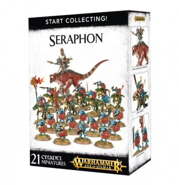 Start Collecting! Seraphon (Warhammer: Age of Sigmar)