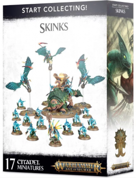 Start Collecting! Skinks (Warhammer: Age of Sigmar)