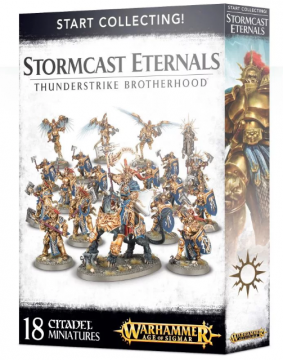Start Collecting! Stormcast Eternals Thunderstrike Brotherhood (Warhammer: Age of Sigmar)