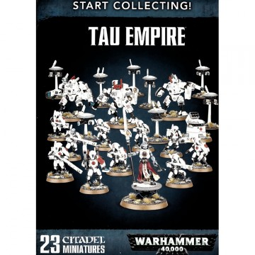 Start Collecting! Tau Empire (Warhammer 40,000)