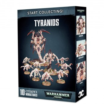 Start Collecting! Tyranids (Warhammer 40,000)
