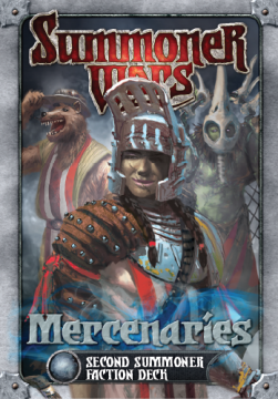 Summoner Wars: Mercenaries - Second Summoner