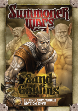 Summoner Wars: Sand Goblins - Second Summoner