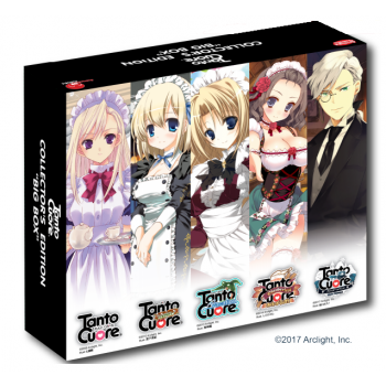 Tanto Cuore: Big Box 2nd Edition