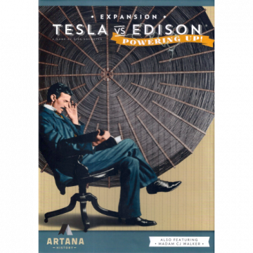 Tesla vs. Edison: Powering Up
