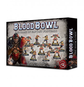 The Doom Lords ( Chaos Chosen Blood Bowl team)