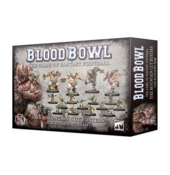 The Fire Mountain Gut Busters (Blood Bowl team)