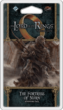 The Lord of the Rings LCG: The Card Game – The Fortress of Nurn