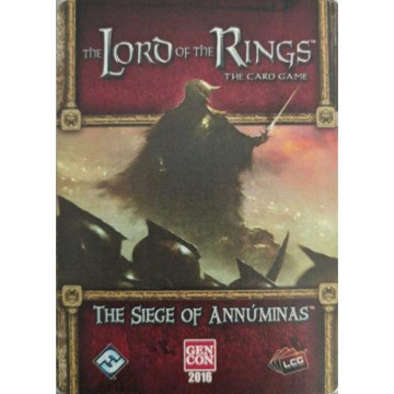 The Lord of the Rings LCG: The Siege of Annuminas