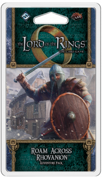 The Lord of the Rings LCG: The Card Game – Roam Across Rhovanion