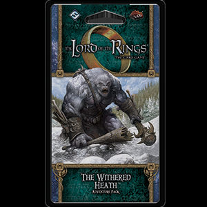 The Lord of the Rings LCG: The Card Game – The Withered Heath