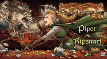 The Red Dragon Inn: Allies – Piper vs. Ripsnarl