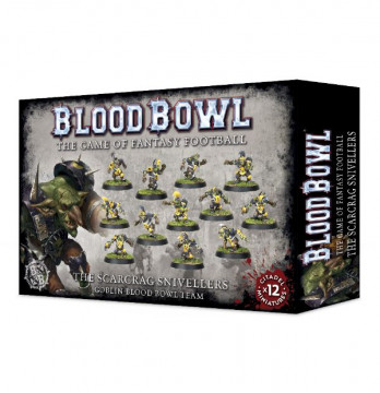 The Scarcrag Snivellers (Blood Bowl team)