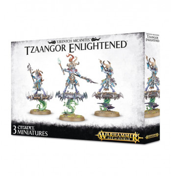 Tzaangor Enlightened (Warhammer: Age of Sigmar)
