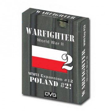 Warfighter: WWII Expansion #12 – Poland #2