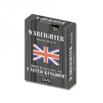 Warfighter: WWII Expansion #2 – United Kingdom
