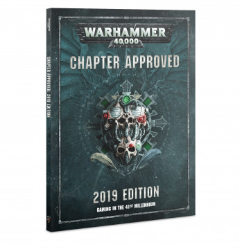 Warhammer 40,000 Chapter Approved 2019 Edition