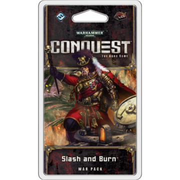 Warhammer 40.000: Conquest (LCG) - Slash and Burn