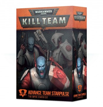 Warhammer 40,000: Kill Advance Team Starpulse