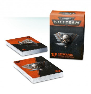 Warhammer 40,000: Kill Team Datacards