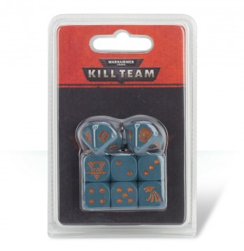 Warhammer 40,000: Kill Team Elucidian Starstriders Dice