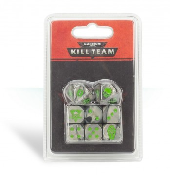 Warhammer 40,000: Kill Team Necrons Dice