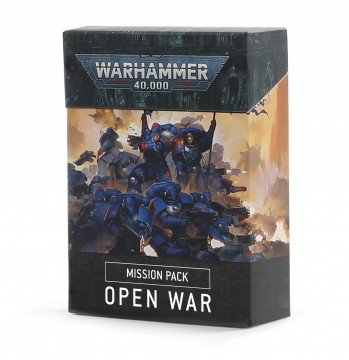 Warhammer 40,000: Open War Cards (2020)