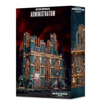 Warhammer 40,000: Sector Imperialis Administratum