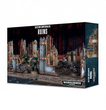 Warhammer 40,000: Sector Imperialis Ruins