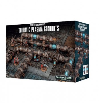 Warhammer 40,000: Thermic Plasma Conduits (terén)