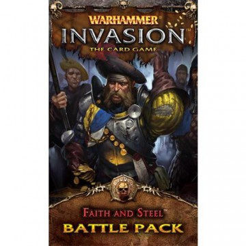 Warhammer Invasion LCG: Faith and Steel