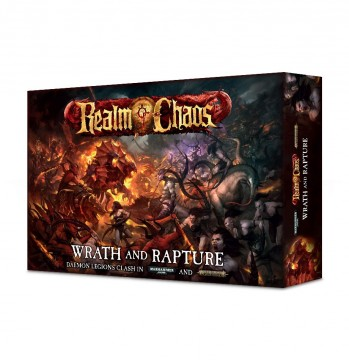 Warhammer Realm of Chaos: Wrath and Rapture