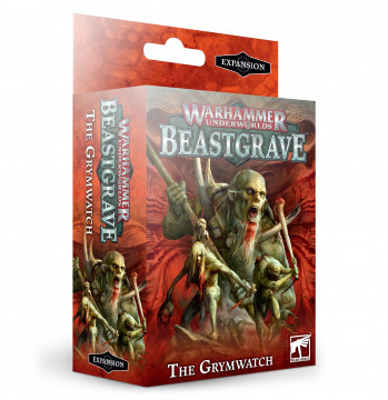 Warhammer Underworlds: Beastgrave – The Grymwatch