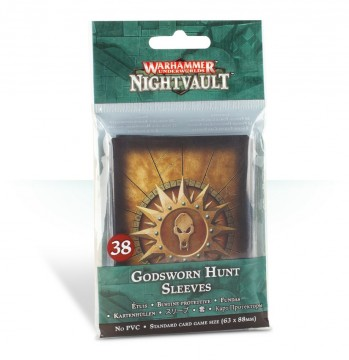 Warhammer Underworlds: Nightvault Godsworn Hunt Sleeves