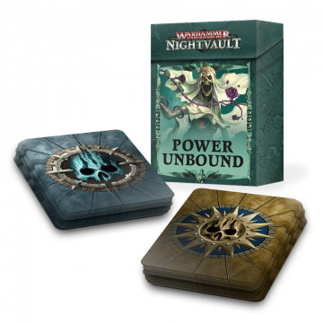 Warhammer Underworlds: Nightvault Power Unbound