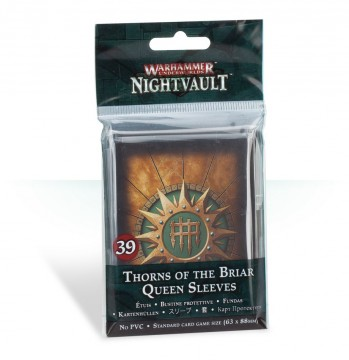 Warhammer Underworlds: Nightvault Thorns of the Briar Queen Sleeves