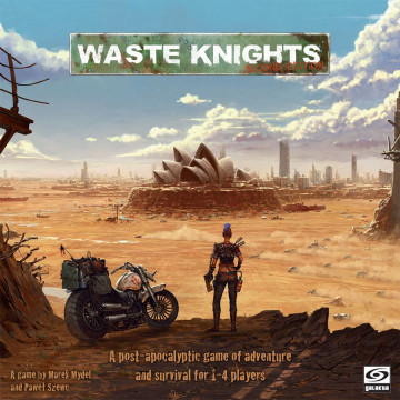 Waste Knights 2nd edition