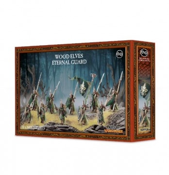 Wood Elves: Eternal Guard