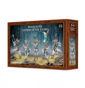 Wood Elves: Sisters of the Thorn