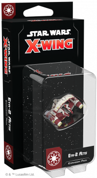 X-Wing Second Edition: Eta-2 Actis