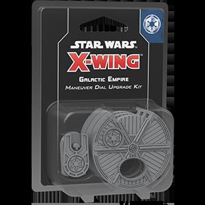X-Wing Second Edition - Galactic Empire Maneuver Dial Upgrade Kit